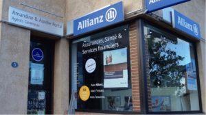 Allianz      Aurélie et Amandine PORTAL