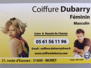 COIFFURE DUBARRY