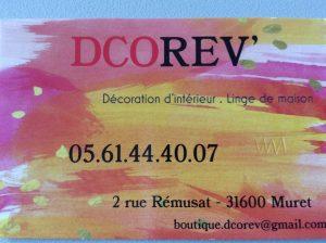 DCOREV' Décoration D'intérieur