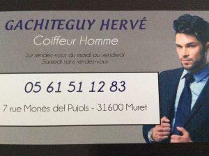 Gachiteguy Hervé coiffeur Homme
