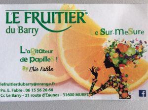 Le Fruitier du Barry