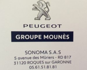 PEUGEOT Groupe Mounès