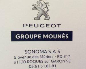 PEUGEOT Groupe Mounès